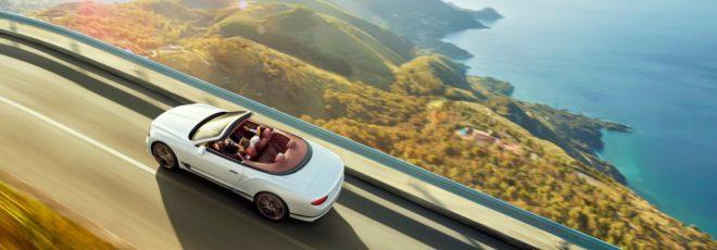 Bentley-Continental GT convertible