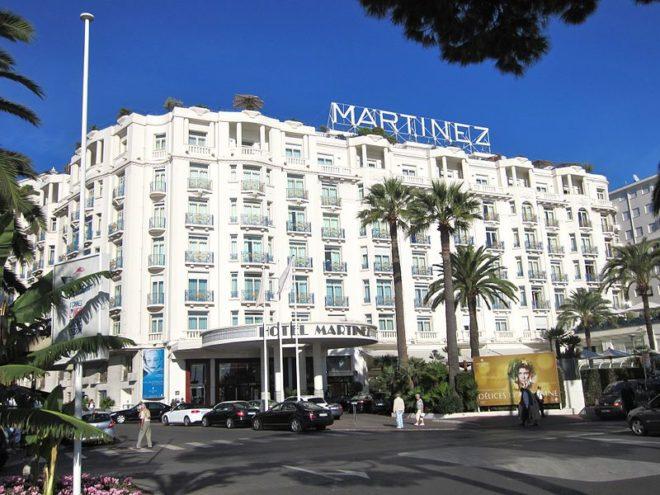 Martinez de Cannes