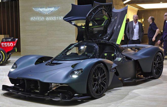 Aston Martin_Valkyrie