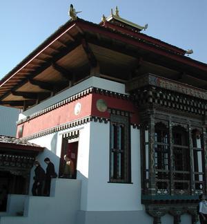 Christian Louboutin Pavillon Bhoutan