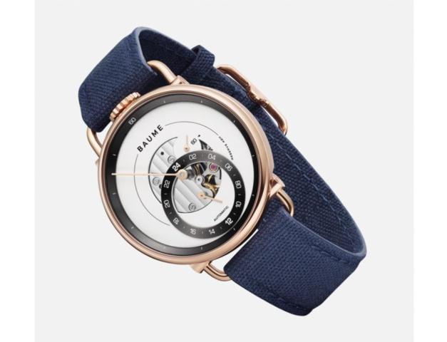 Custom Timepiece Automatic Baume