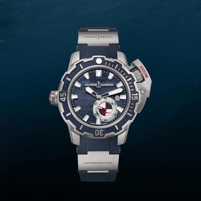 Diver Deep Dive Ulysse Nardin