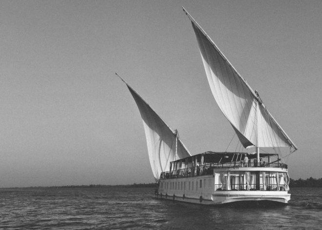 Flâneuse du Nil