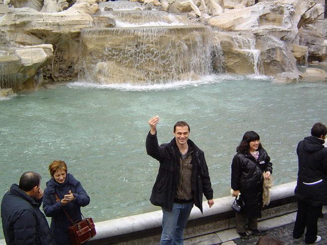 Fontaine de Trevi 1