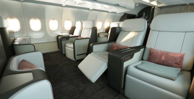 Airbus 321 NEO Four Season
