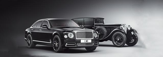 Centenary Specification Bentley