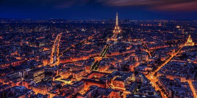 Paris shopping de Luxe