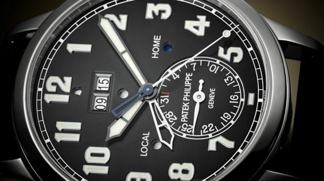 Patek Philippe-Alarm TT 5520P