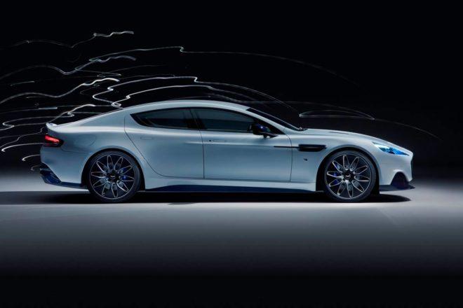 Rapide-E Aston Martin