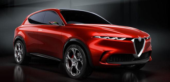 Tonale 2019-Alfa Roméo