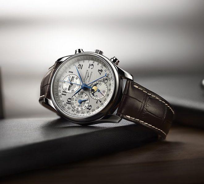 chronographe Longines Master Collection