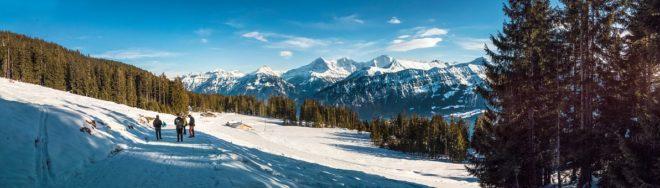 ski safari en Suisse 1