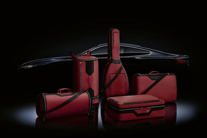 Montblanc X BMW Luggage Set