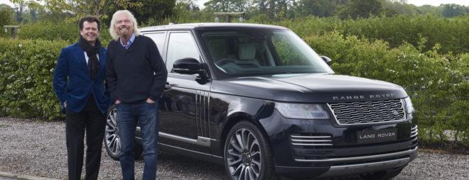 Range Rover-Astronaut Édition