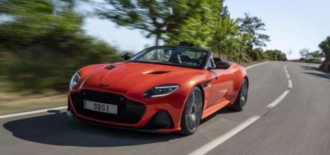 DBS Superleggera Volante-Aston Martin