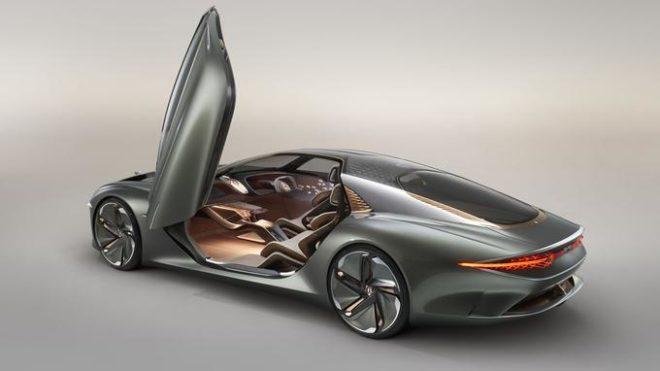 EXP 100 GT Bentley