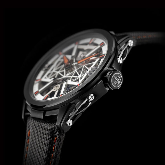 Exo-Skeleton X pour Only Watch 2019 Ulysse Nardin