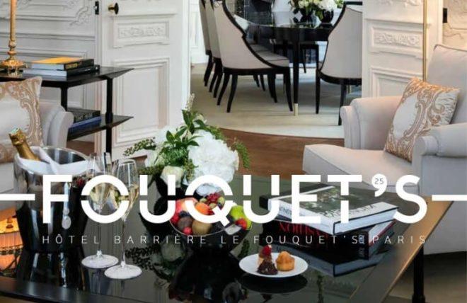 Hôtel Barrière_Le Fouquet's Legacy