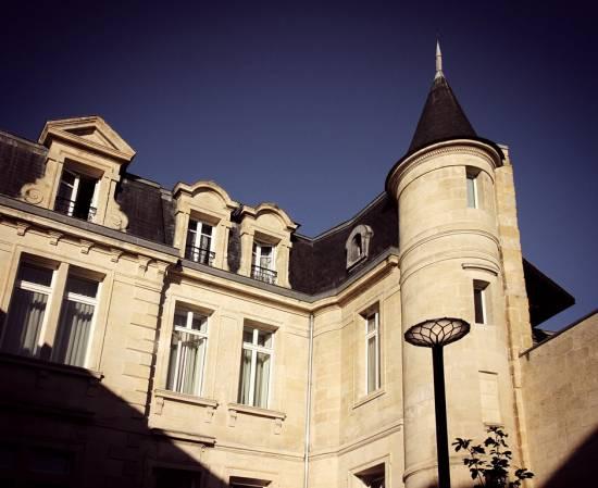 Hôtel Yndo à Bordeaux