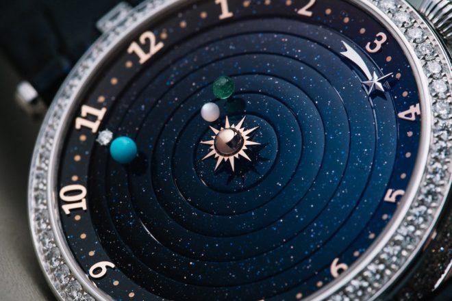 Lady Arpels Planetarium Van Cleef & Arpels