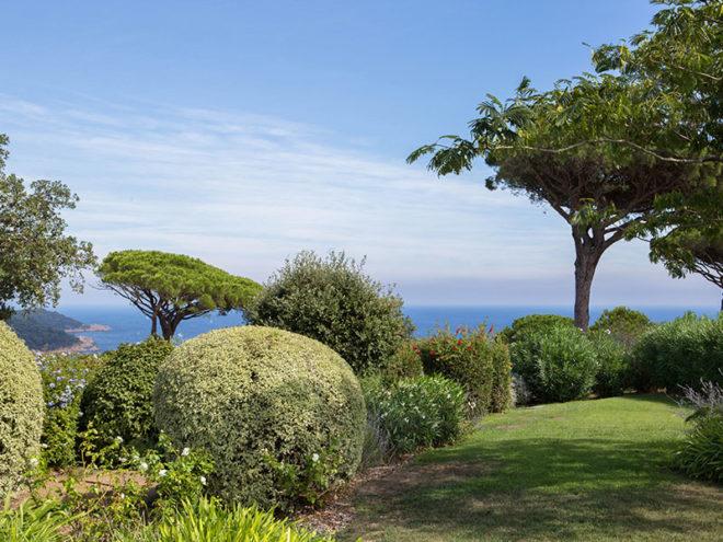 Réserve Ramatuelle sur la Côte d'Azur