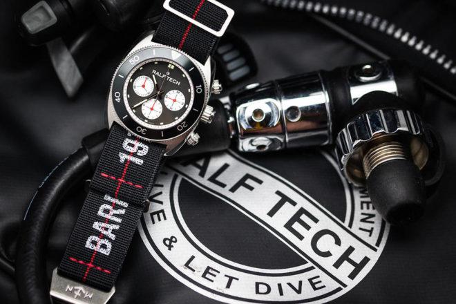 Ralf Tech WRV Chronographe Automatique Tachymètre