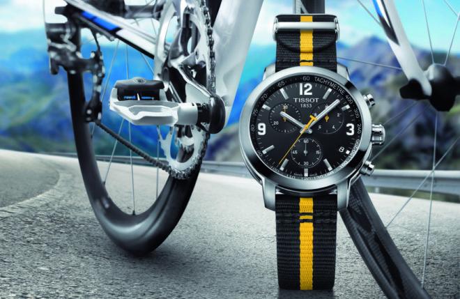 Tissot T-Race Cycling Edition Spéciale