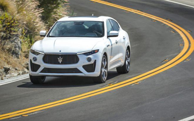 Levante de Maserati