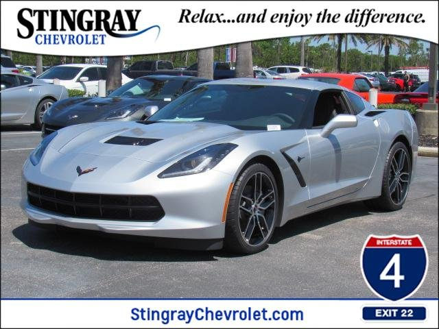 Stingray Chevrolet Corvette