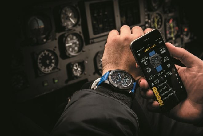 Breitling Exo Space B55
