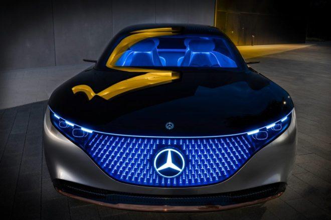 EQS Mercedes
