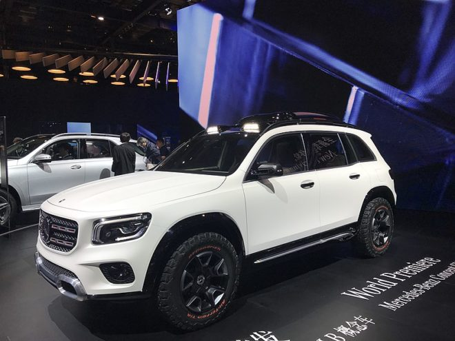 GLB Mercedes