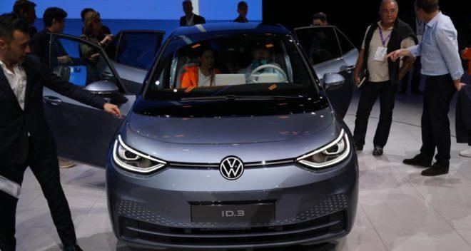 ID 3 de Volkswagen