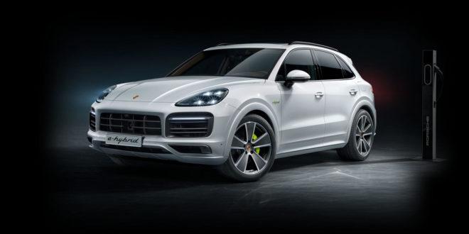 Porsche Cayenne E- Hybrid,