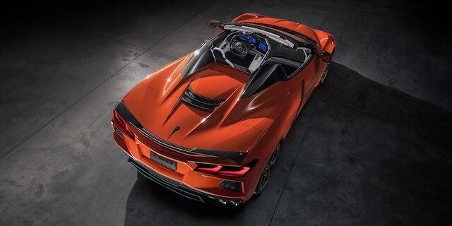 Corvette C8 Chevrolet