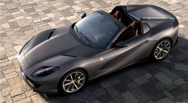 Ferrari 812 GTS Convertible