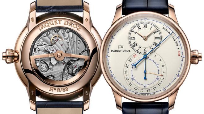 Grande Seconde Chronographe Jaquet Droz