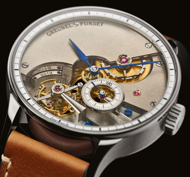 Hand Made 1 Greubel Forsey