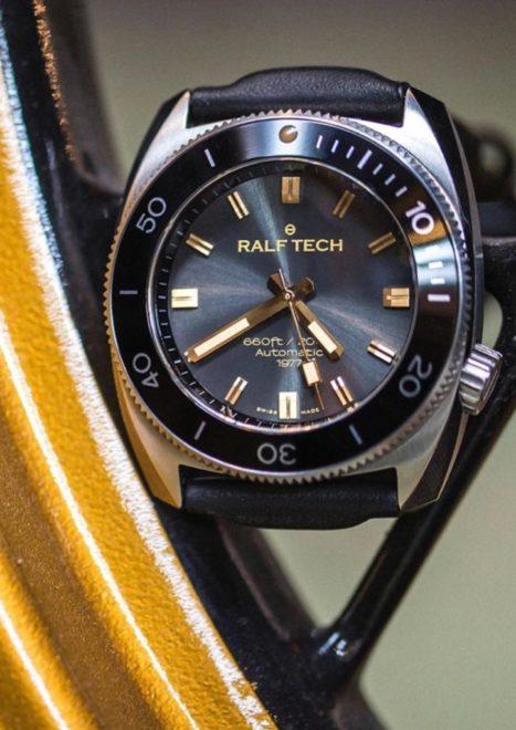 WRV 1 977 Automatique Eclipse Ralph Tech